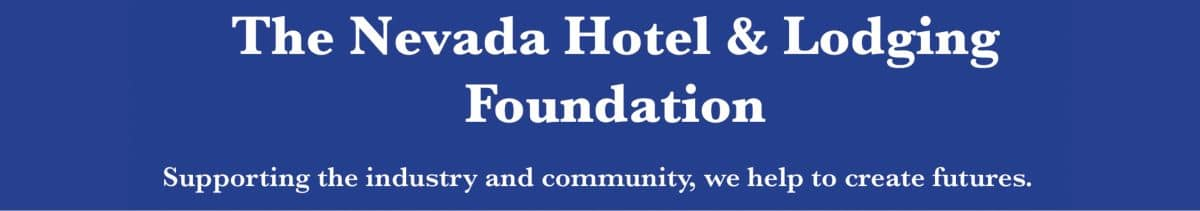 Logo for Nevada Hotel & Lodging Foundation